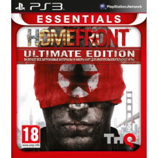 Homefront. Ultimate Edition (Essentials) [PS3, русская версия]