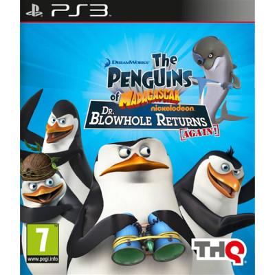 Penguins of Madagascar: Dr, Blowhole Returns Again! [PS3, русская документация]