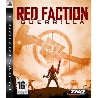Red Faction: Guerrilla [PS3, русские субтитры]