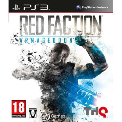 Red Faction: Armageddon [PS3, русские субтитры]
