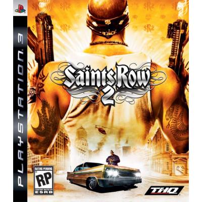 Saints Row 2 [PS3, русская версия]