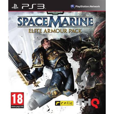 Warhammer 40,000: Space Marine. Elite Armour Pack [PS3, русская версия]