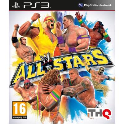 WWE All Stars [PS3, русская документация]