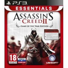 Assassin's Creed II. Game of the Year Edition (Essentials) [PS3, русская версия]