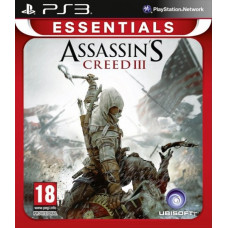 Assassin's Creed III (Essentials) [PS3, русская версия]
