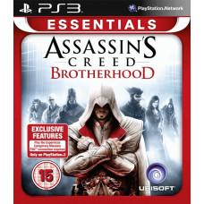 Assassin's Creed: Братство крови (Essentials) [PS3, русская версия]