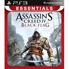 Assassin's Creed IV: Черный Флаг (Essentials) [PS3, русская версия]