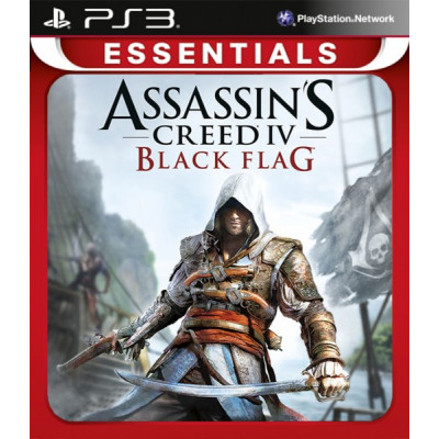 Assassin's Creed IV: Черный Флаг (Essentials) [PS3, русская версия]