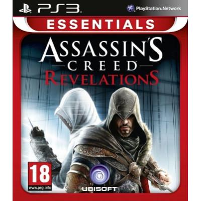 Assassin's Creed: Откровения (Essentials) [PS3, русская версия]
