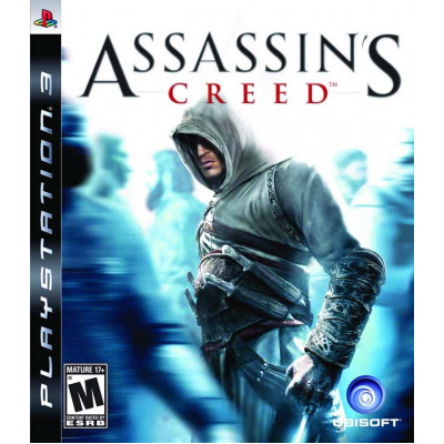 Assassin's Creed [PS3, русская версия]
