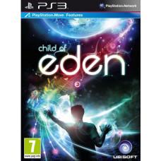 Child of Eden (с поддержкой PS Move) [PS3, русская коробка]