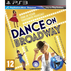 Dance on Broadway (с поддержкой PS Move) [PS3, русская инструкция]