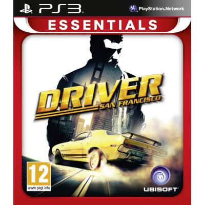 Driver: Сан-Франциско (Essentials) [PS3, русская версия]