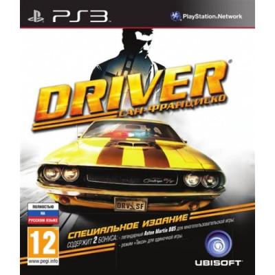 Driver: Сан-Франциско. Специальное издание [PS3, русская версия]