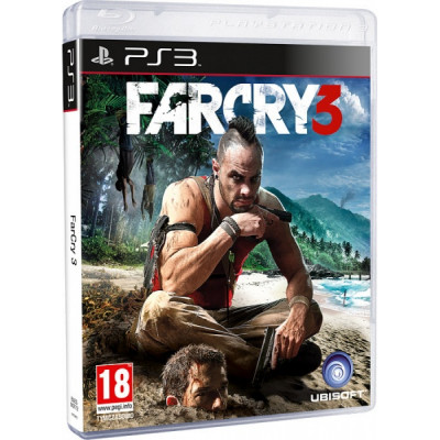 Far Cry 3 [PS3, русская версия]