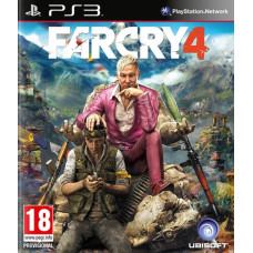 Far Cry 4 [PS3, русская версия]