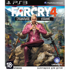 Far Cry 4. Специальное издание [PS3, русская версия]