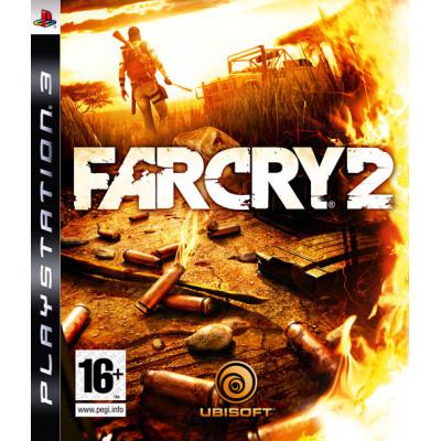 Far Cry 2 [PS3, русская версия]