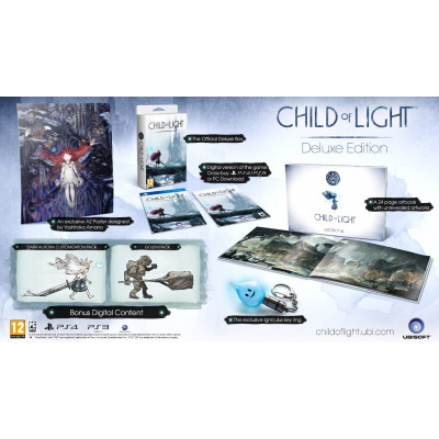 Child of Light. Deluxe Edition [PS3/PS4, европейская версия]