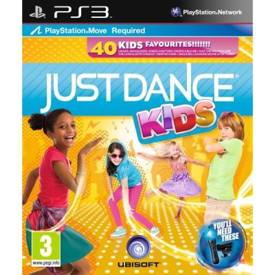 Just Dance Kids 2 (с поддержкой PS Move, 3D) [PS3, английская версия]