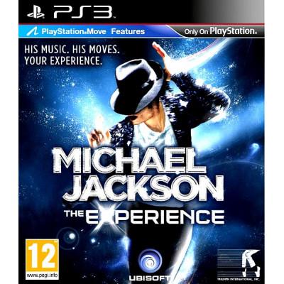 Michael Jackson The Experience (с поддержкой PS Move)  [PS3, английская версия]
