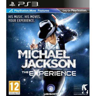 Michael Jackson The Experience. Специальное издание (с поддержкой PS Move) [PS3, русская версия]