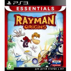 Rayman Origins (Essentials) [PS3, русская документация]