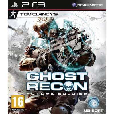 Tom Clancy's Ghost Recon Future Soldier [PS3, русская версия]