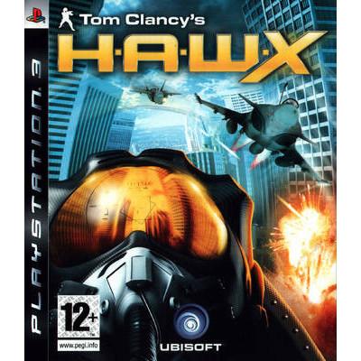 Tom Clancy's H.A.W.X [PS3, английская версия]