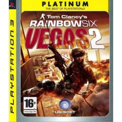 Tom Clancy's Rainbow Six Vegas 2 (Platinum) [PS3, английская версия]