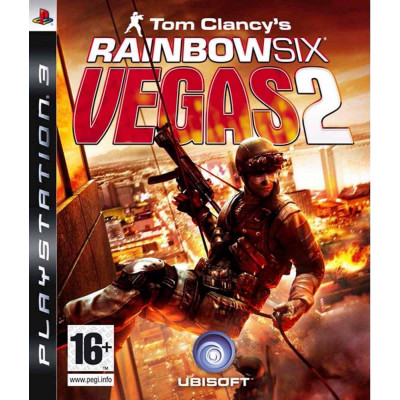 Tom Clancy's Rainbow Six Vegas 2 [PS3, английская версия]