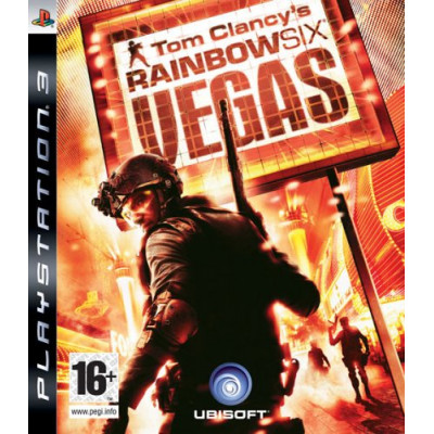 Tom Clancy's Rainbow Six Vegas [PS3, английская версия]
