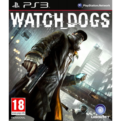 Watch_Dogs [PS3, русская версия]