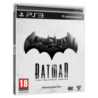 Игра для PlayStation 3 Batman: The Telltale Series (русские субтитры)