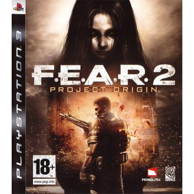 F.E.A.R 2: Project Origin [PS3, английская версия]