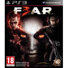 F.E.A.R 3 [PS3, русская версия]