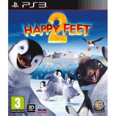Happy Feet 2 [PS3, русская документация]
