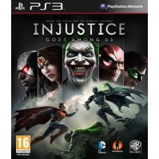 Injustice: Gods Among Us [PS3, русские субтитры]
