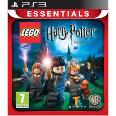 LEGO Гарри Поттер: годы 5-7 (Essentials) [PS3, русские субтитры]