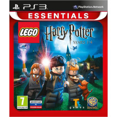 LEGO Harry Potter: Years 1-4 (Essentials) [PS3, русская документация]