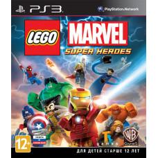 LEGO Marvel Super Heroes [PS3, русские субтитры]