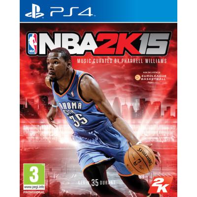 NBA 2K15 [PS4, английская версия]