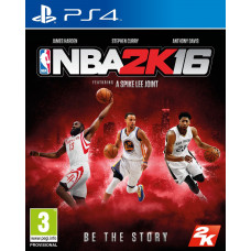 NBA 2K16 [PS4, английская версия]