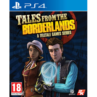 Игра для PlayStation 4 Tales from the Borderlands (английская версия)