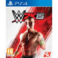 WWE 2K15 [PS4, русская документация]