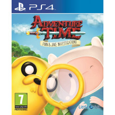 Adventure Time: Finn and Jake Investigations [PS4, английская версия]
