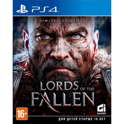 Lords of the Fallen [PS4, русская документация]