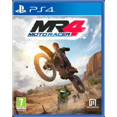 Moto Racer 4 (поддержка VR) [PS4, русские субтитры]