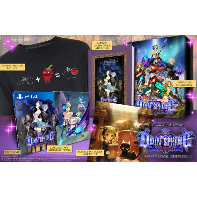 Odin Sphere: Leifthrasir. Storybook Edition [PS4, европейская версия]