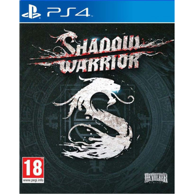 Shadow Warrior [PS4, русские субтитры]